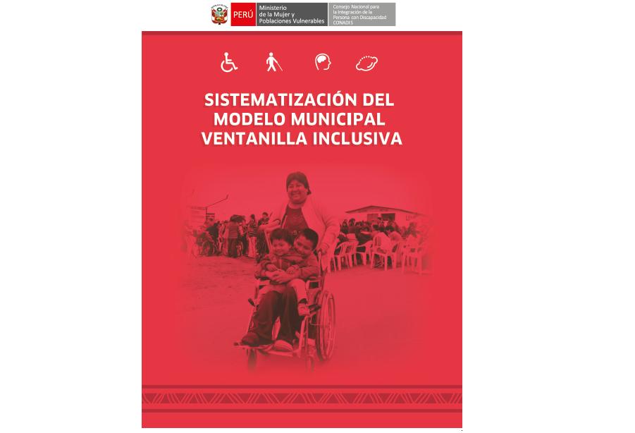 Sistematización del Modelo Municipal Ventanilla Inclusiva