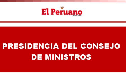 Decreto Supremo que amplía los servicios de información en el marco del Decreto Legislativo Nº 1246, del Decreto Legislativo Nº 1427 y del Plan Nacional de Competitividad y Productividad