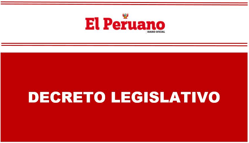 Decreto Legislativo N° 1468 – Decreto Legislativo que establece disposiciones de prevención y protección para las personas con discapacidad ante la Emergencia Sanitaria ocasionada por el COVID-19