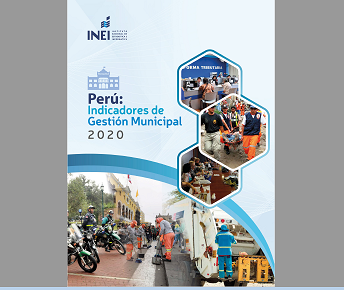 Perú: indicadores de Gestión Municipal 2020