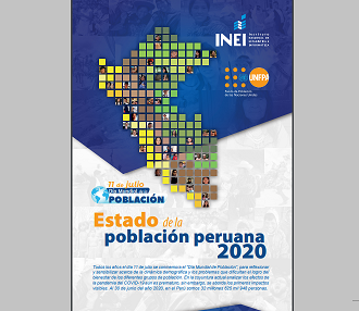 Estado de la población peruana 2020