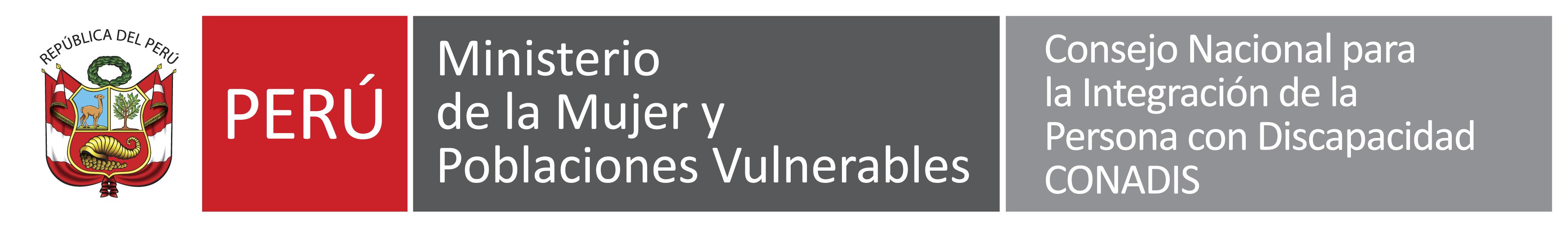 Consejo Nacional para la Integración de la Persona con Discapacidad - CONADIS