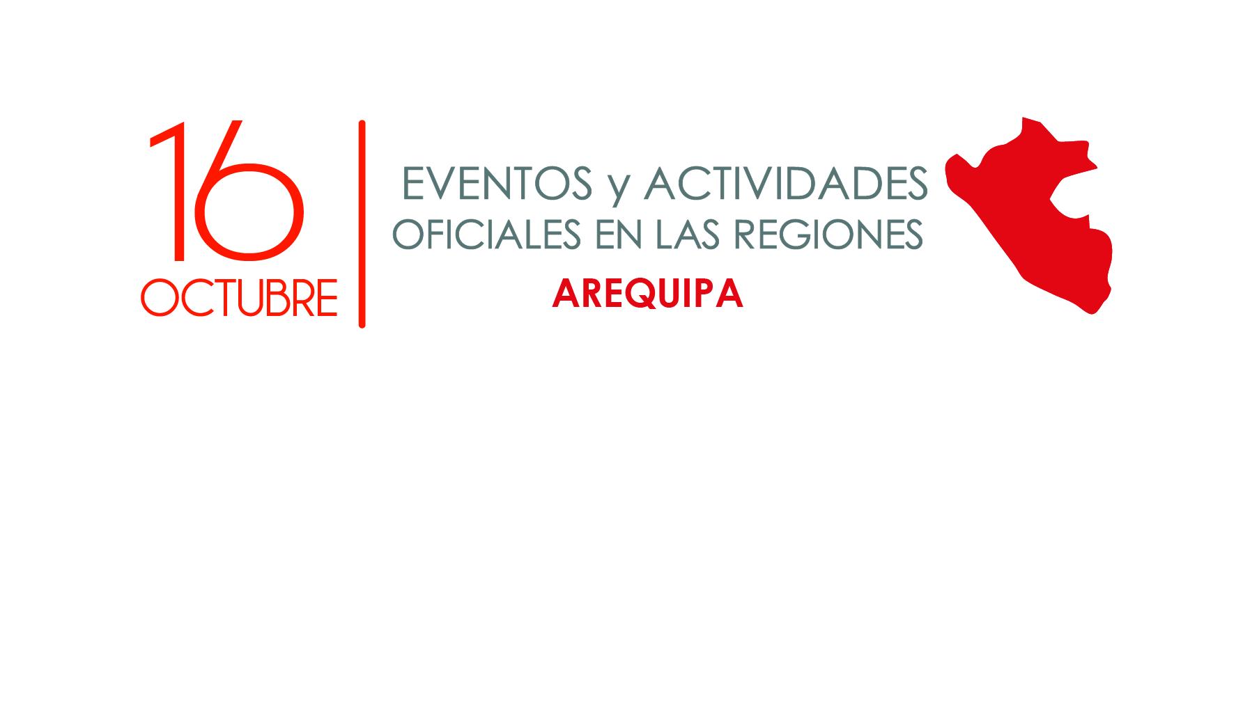 Reconocerán a instituciones, organizaciones y personas con discapacidad en Arequipa