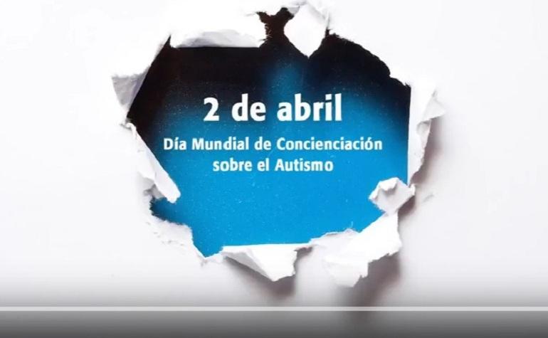 Campaña Rompamos juntos barreras por el autismo