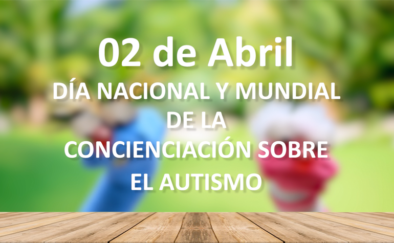 Spot sobre la Concienciación del Autismo- 2 de abril