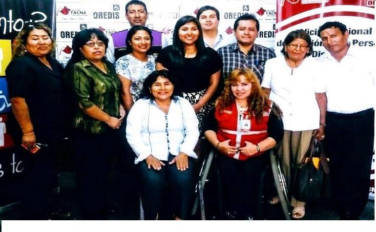 OMAPEDs de Tacna realizaron reunión de trabajo