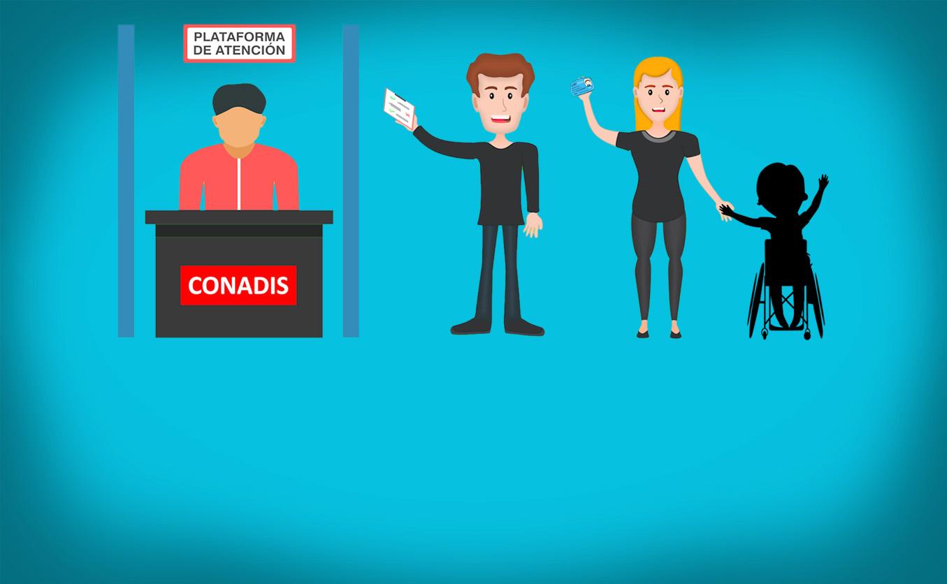 Proceso de inscripción al Registro del CONADIS