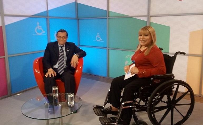 Este 26/05 en Sin Barreras TV : Presidente del CONADIS, Reportaje a la Academia Empate FC y la historia de Katherine Vásquez