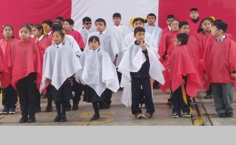 Por un Perú Inclusivo – Felices Fiestas Patrias les desea CONADIS