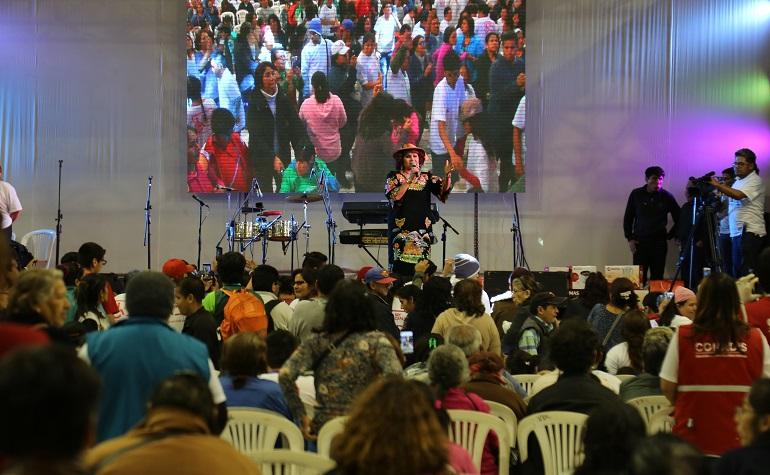 Festival por la Inclusión – Día Nacional de la PCD