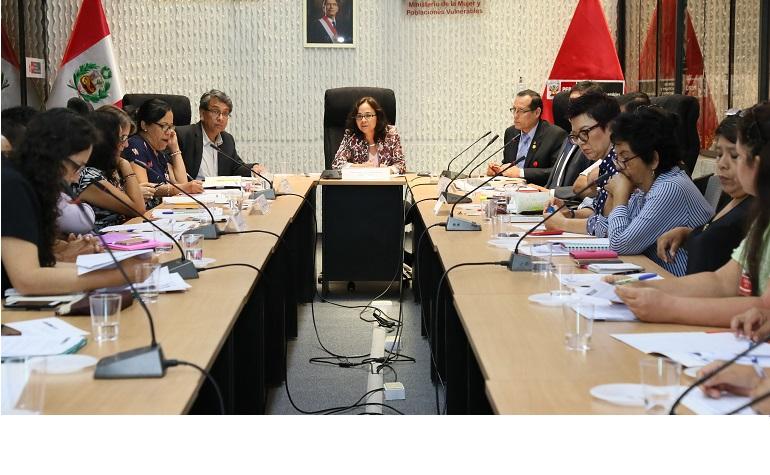 Estado y sociedad civil aprobaron cronograma de trabajo para la implementación de Plan TEA 2019 – 2021
