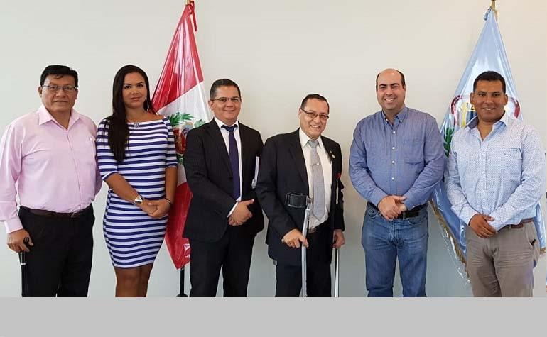 Proponen descentralizar Registro del CONADIS en el distrito de Ventanilla