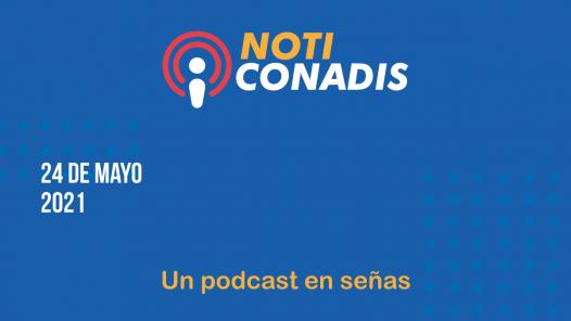 noticias del podcast 24 mayo